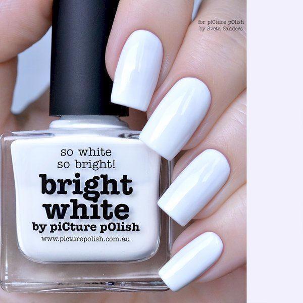 Image of   BRIGHT WHITE, Classic, Picture Polish