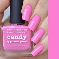 CANDY Classic Picture Polish