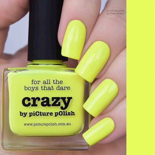 Image of CRAZY, Classic, Picture Polish