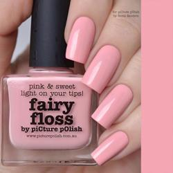 FAIRY FLOSS Classic Picture Polish