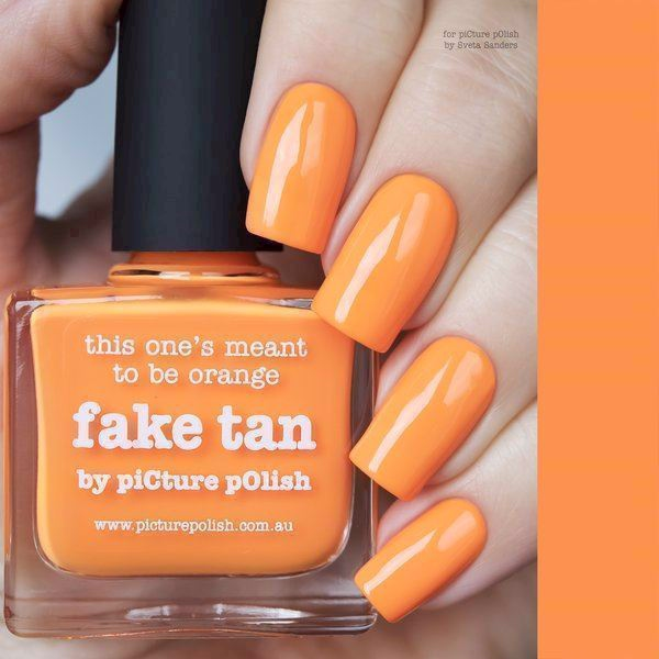 Image of   FAKE TAN, Classic, Picture Polish