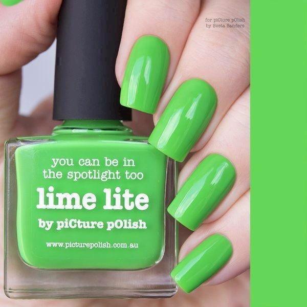 Image of   LIME LITE, Classic, Picture Polish