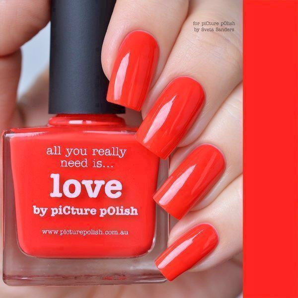 Image of   LOVE, Classic, Picture Polish