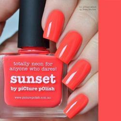SUNSET Classic Picture Polish