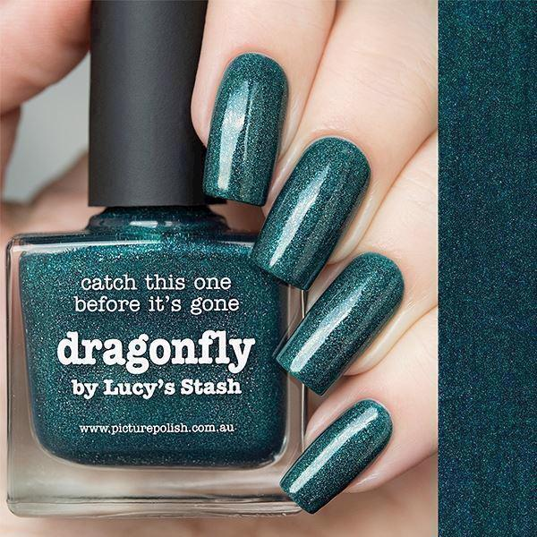 DRAGONFLY Collaboration Picture Polish