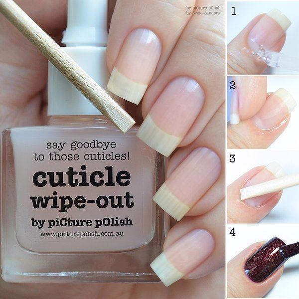 Image of   CUTICLE WIPE OUT, Nail Care, Picture Polish