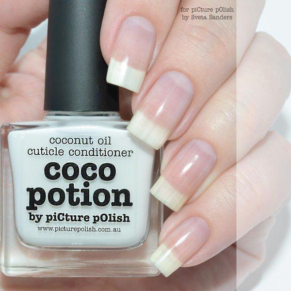 Image of   COCOPOTION, Cuticle Conditioner, Nail Care, Picture Polish