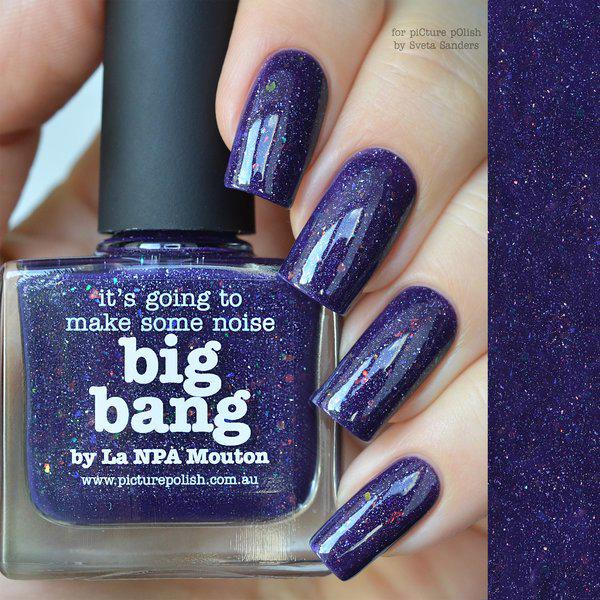 Image of   BIG BANG, Picture Polish
