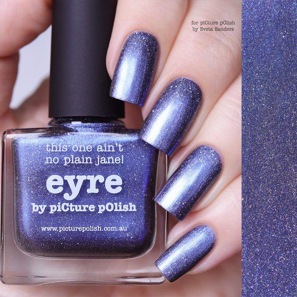 Image of   EYRE, Picture Polish