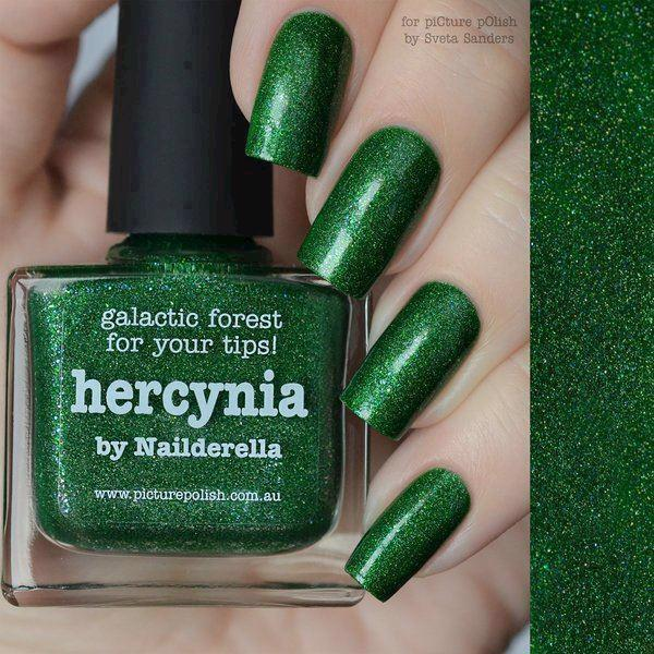 Image of   HERCYNIA, Picture Polish