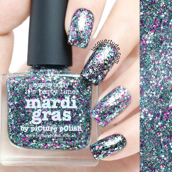 Image of   MARDI GRAS, Picture Polish