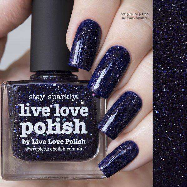 Image of   LIVE LOVE POLISH, Picture Polish