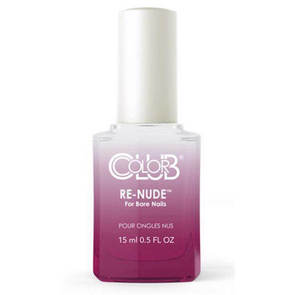 Image of Re-Nude for bare nails, Color Club Protect Series (u)