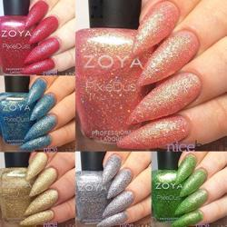 Seashells Kollektion ZOYA