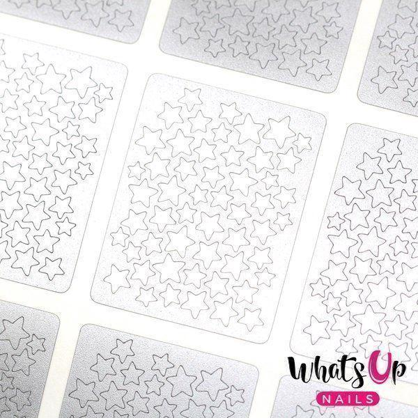 Image of   Stars Stencils, Whats Up Nails