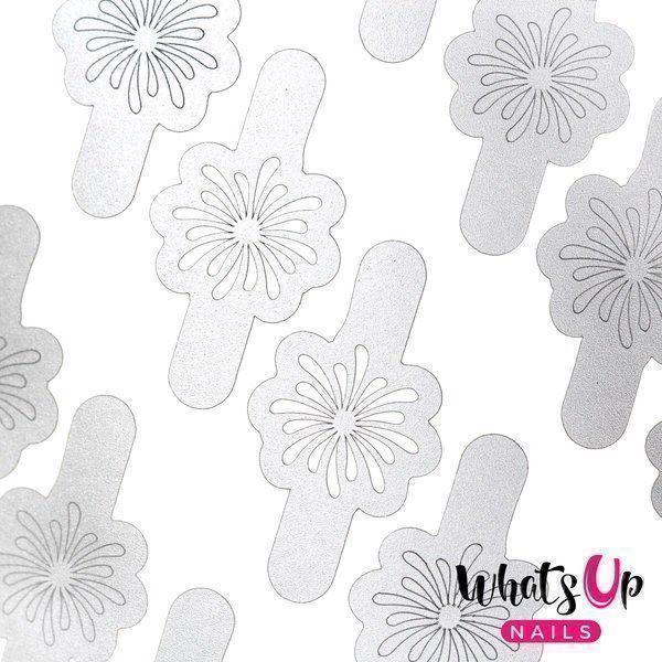 Image of   Firework Stencils, Whats Up Nails