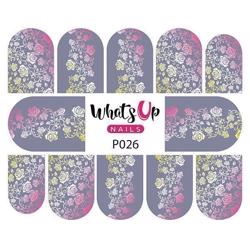P026 Faded Floral