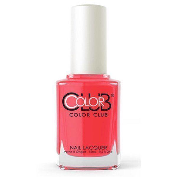 Watermelon Candy Pink, Color Club