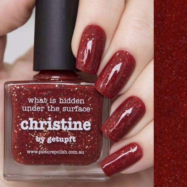 CHRISTINE Picture Polish