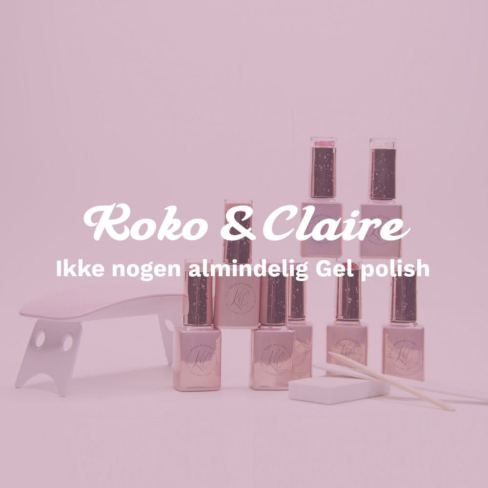 Guide til Koko and Claire gelpolish