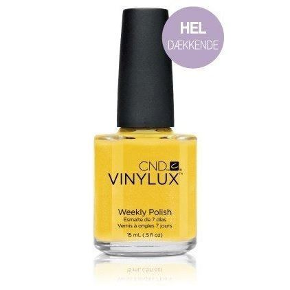 Bicycle Yellow, CND Vinylux, Paradise Collection